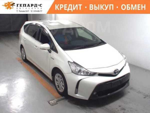 Toyota Prius a, 2015 год, 965 000 руб.