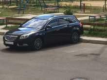 Владимир Opel Insignia 2009
