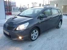 Иркутск Toyota Verso 2011