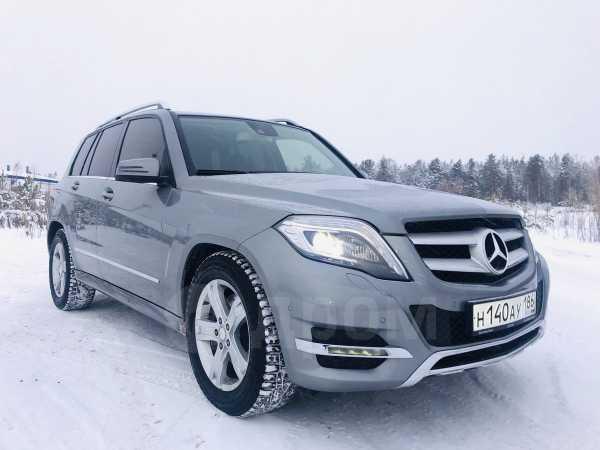 Mercedes-Benz GLK-Class, 2014 год, 1 570 000 руб.