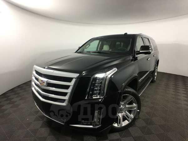 Cadillac Escalade, 2018 год, 6 915 127 руб.