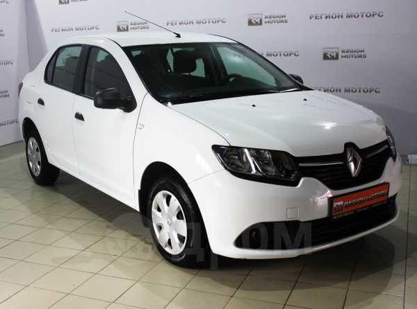Renault Logan, 2017 год, 539 900 руб.