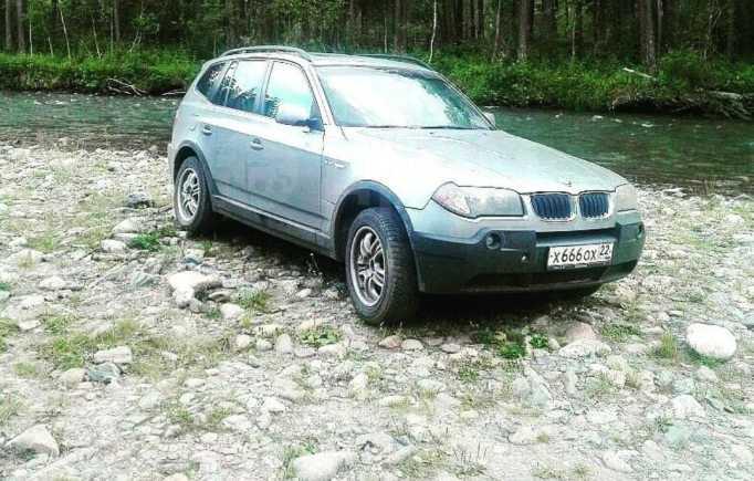 BMW X3, 2004 год, 300 000 руб.