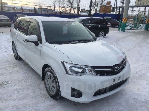 Toyota Corolla Fielder, 2014 год, 825 000 руб.