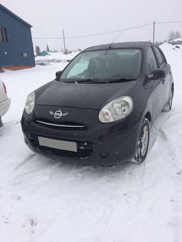 Nissan March, 2010 год, 320 000 руб.