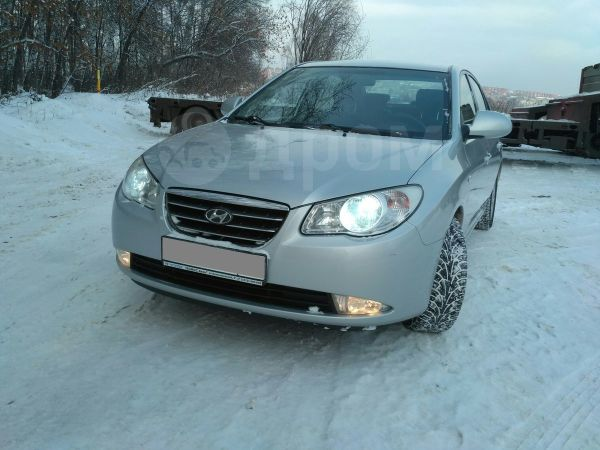 Hyundai Elantra, 2008 год, 369 000 руб.