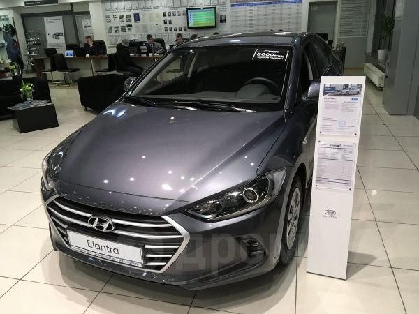 Hyundai Elantra, 2018 год, 1 007 500 руб.