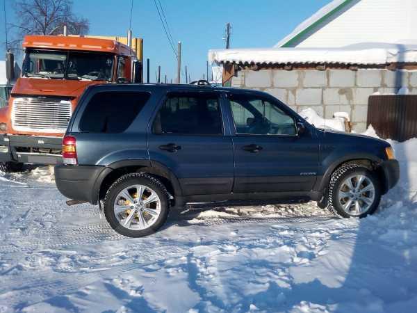 Ford Escape, 2001 год, 320 000 руб.