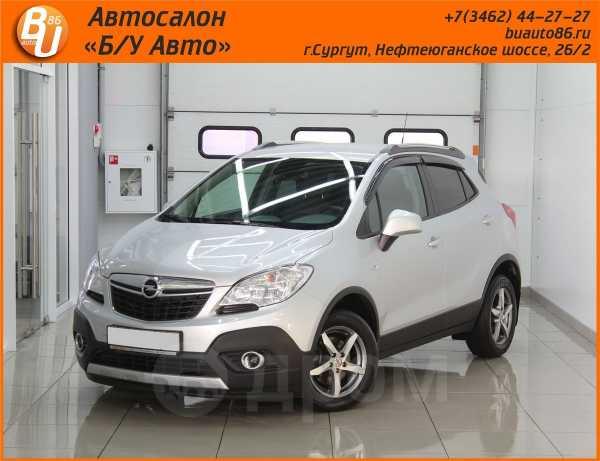 Opel Mokka, 2013 год, 765 000 руб.