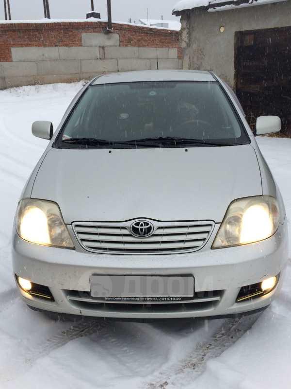 Toyota Corolla, 2005 год, 371 000 руб.
