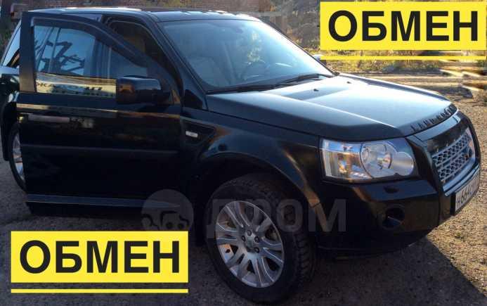 Land Rover Freelander, 2008 год, 749 000 руб.