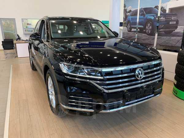Volkswagen Touareg, 2018 год, 4 589 500 руб.
