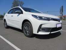 Черногорск Corolla 2017