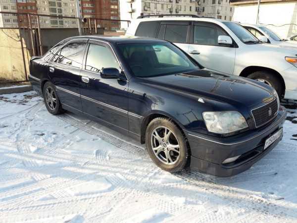Toyota Crown, 2001 год, 560 000 руб.