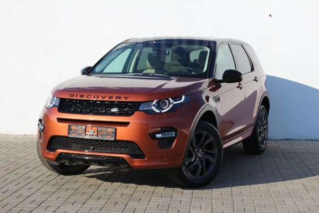 Land Rover Discovery Sport, 2018 год, 4 182 000 руб.