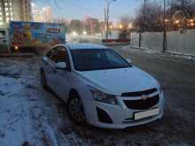 Екатеринбург Cruze 2015