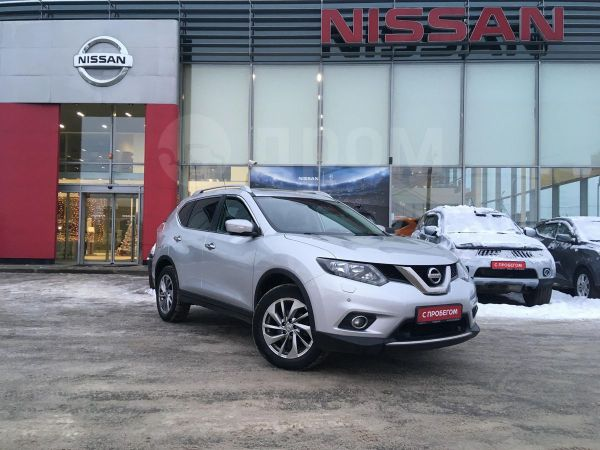 Nissan X-Trail, 2015 год, 1 015 000 руб.
