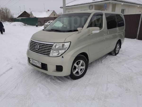 Nissan Elgrand, 2007 год, 755 000 руб.