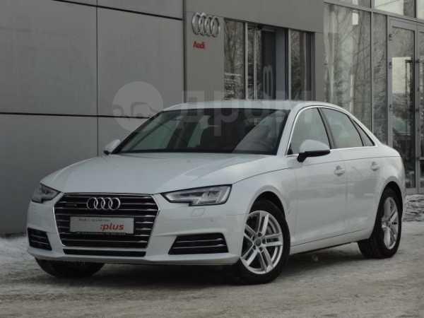 Audi A4, 2017 год, 2 500 000 руб.