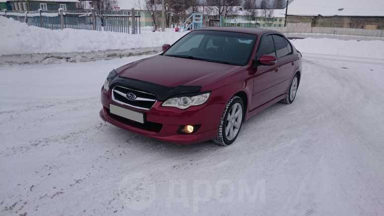 Subaru Legacy B4, 2008 год, 630 000 руб.