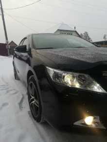 Улан-Удэ Toyota Camry 2013