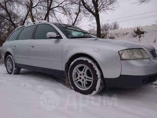 Audi A6, 2000 год, 118 000 руб.