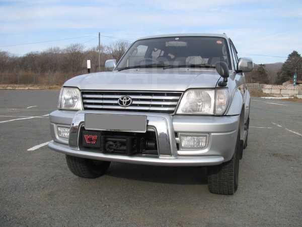 Toyota Land Cruiser Prado, 2002 год, 850 000 руб.