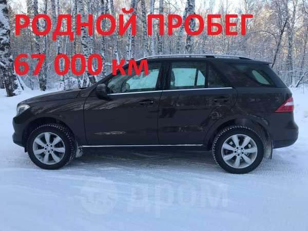 Mercedes-Benz M-Class, 2012 год, 2 089 000 руб.