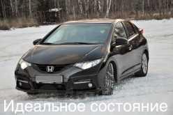 Омск Civic 2012