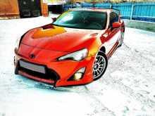 Иркутск GT 86 2012