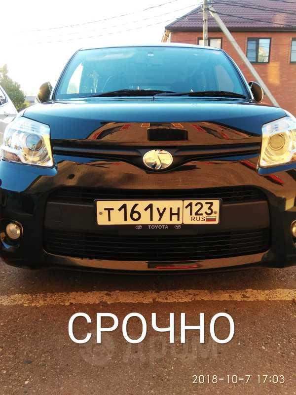 Toyota Sienta, 2015 год, 748 000 руб.