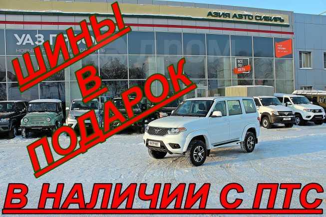 УАЗ Патриот, 2018 год, 899 000 руб.