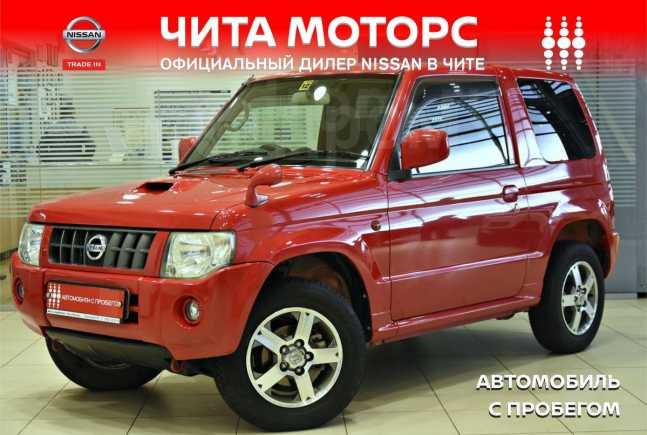 Nissan Kix, 2008 год, 349 000 руб.