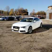 Великие Луки Audi A5 2012
