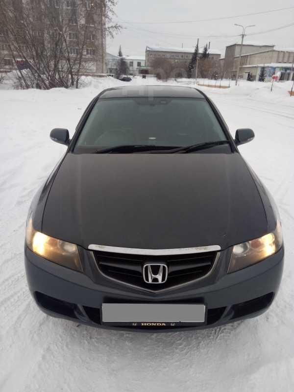 Honda Accord, 2004 год, 395 000 руб.