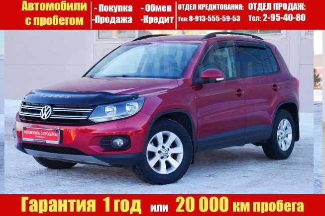 Volkswagen Tiguan, 2012 год, 899 000 руб.