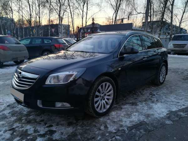 Opel Insignia, 2013 год, 939 000 руб.