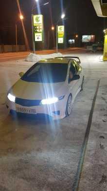Омск Civic Type R 2008