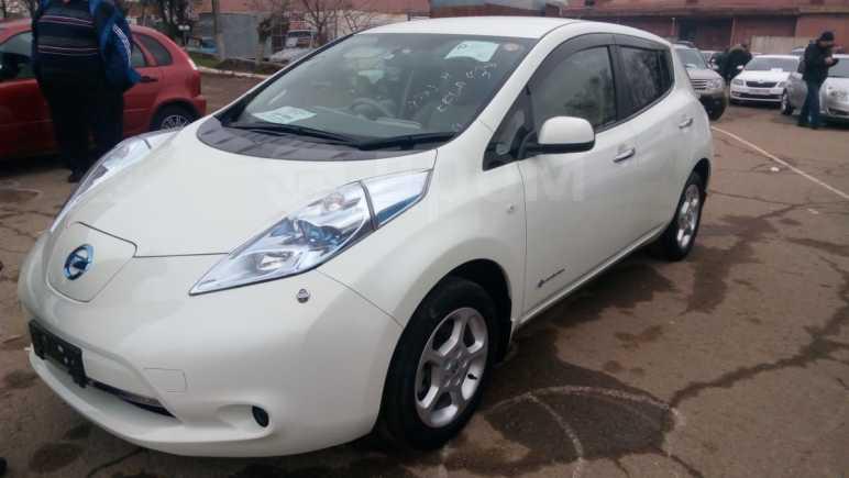Nissan Leaf, 2012 год, 600 000 руб.