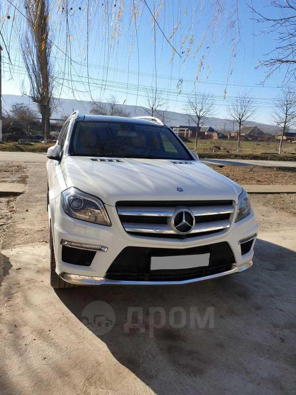Mercedes-Benz GL-Class, 2015 год, 3 000 000 руб.