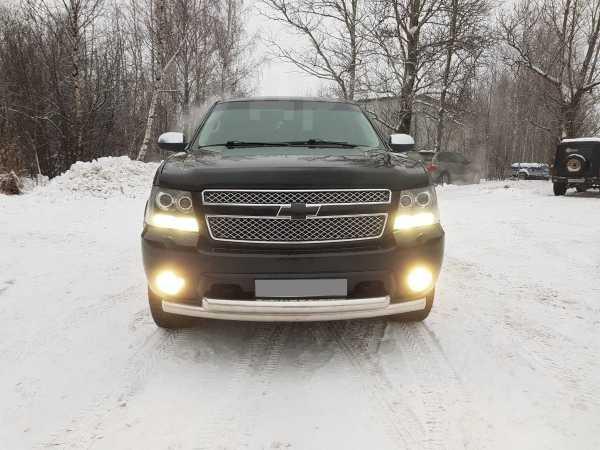 Chevrolet Tahoe, 2013 год, 1 380 000 руб.