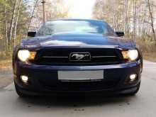 Новосибирск Mustang 2010