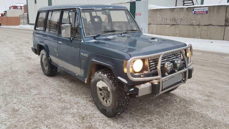 Mitsubishi Pajero, 1990 год, 155 000 руб.