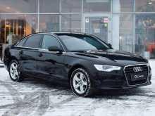 Липецк Audi A6 2012