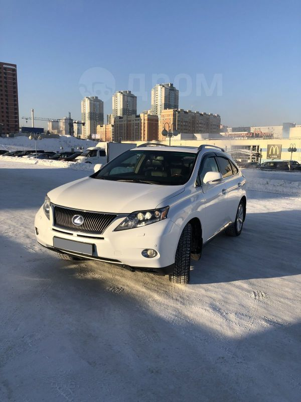 Lexus RX450h, 2009 год, 1 500 000 руб.