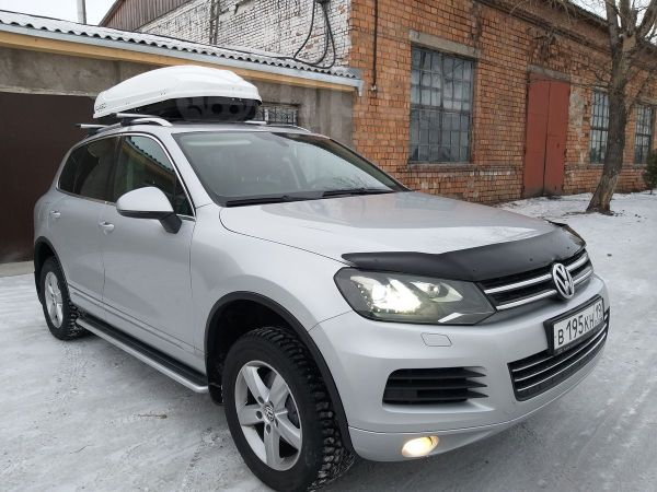 Volkswagen Touareg, 2011 год, 1 399 000 руб.