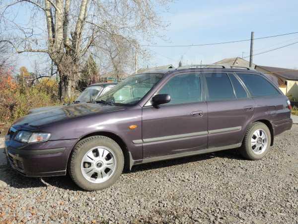Mazda 626, 1999 год, 145 000 руб.