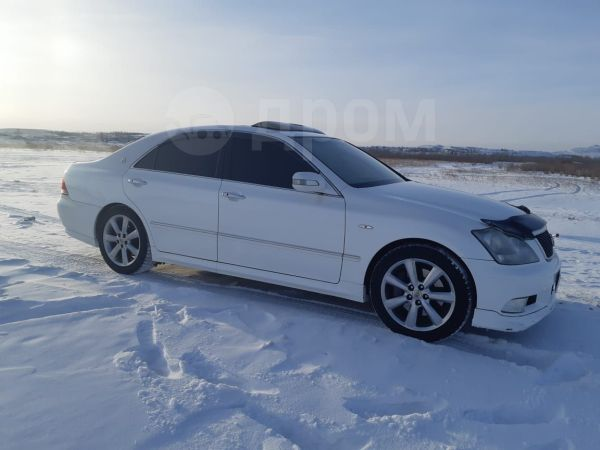 Toyota Crown, 2007 год, 299 999 руб.
