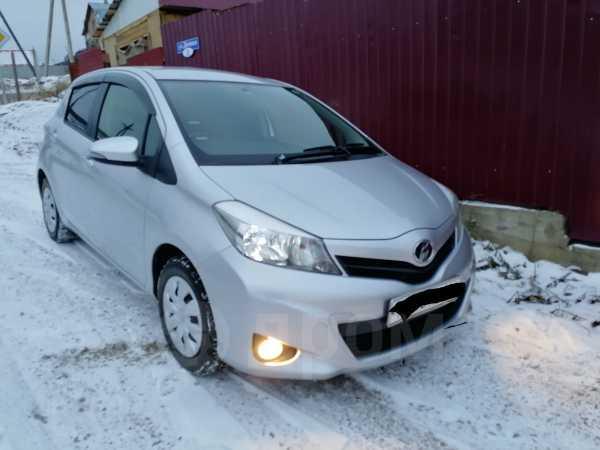 Toyota Vitz, 2012 год, 535 000 руб.