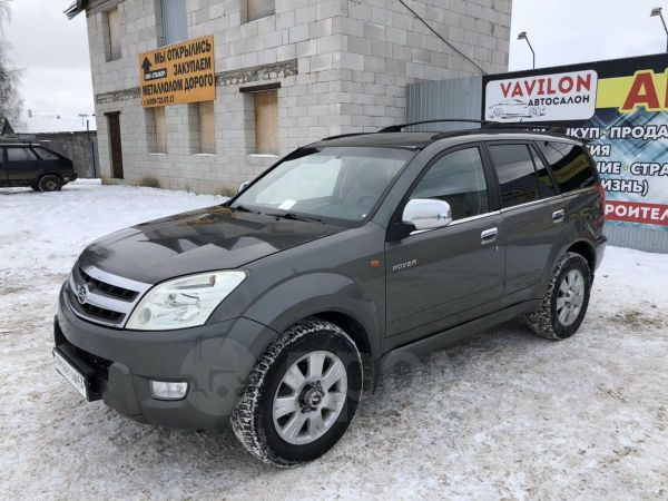 Great Wall Hover, 2007 год, 289 000 руб.